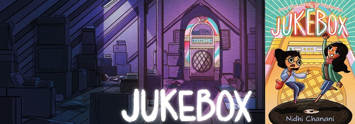 Jukebox by Nidhi Chanani
